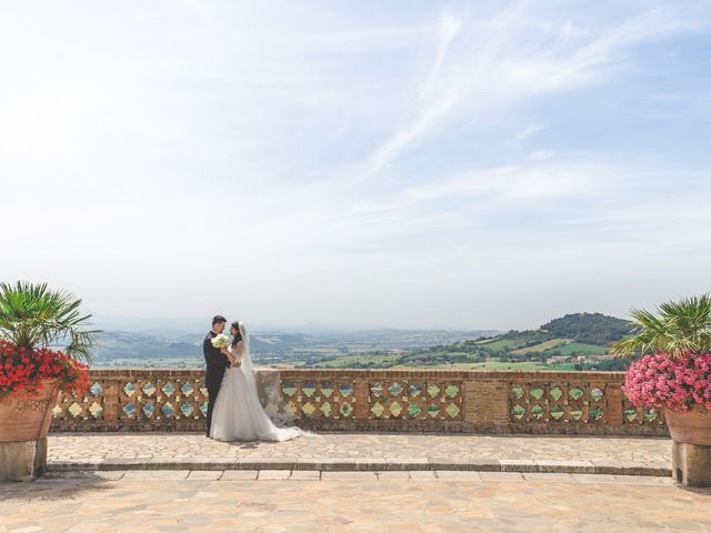Il matrimonio di Cristian e Roberta a Ancona, Ancona 12