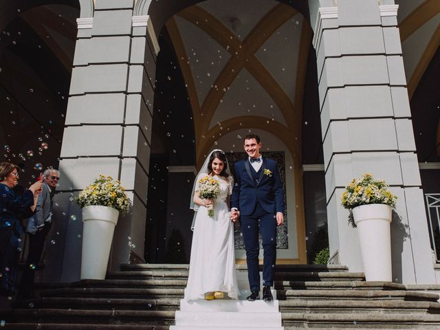 Il matrimonio di Emidio e Maria Cristina a Napoli, Napoli 20