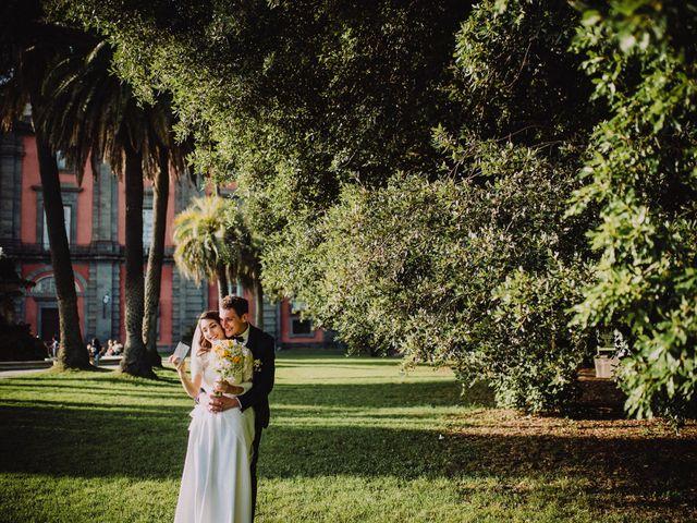 Il matrimonio di Emidio e Maria Cristina a Napoli, Napoli 30
