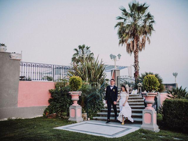Il matrimonio di Emidio e Maria Cristina a Napoli, Napoli 37