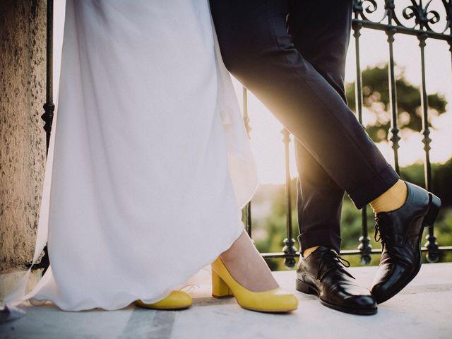 Il matrimonio di Emidio e Maria Cristina a Napoli, Napoli 42