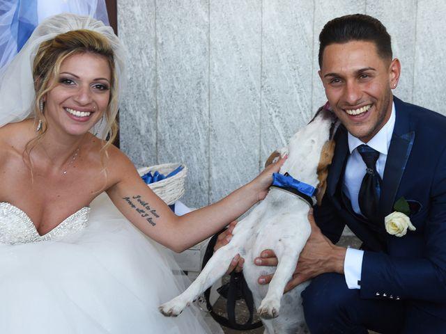 Il matrimonio di Matteo e Jessica a Limito Di Pioltello, Milano 26
