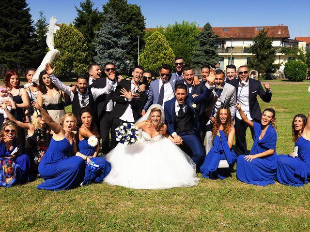 Il matrimonio di Matteo e Jessica a Limito Di Pioltello, Milano 35