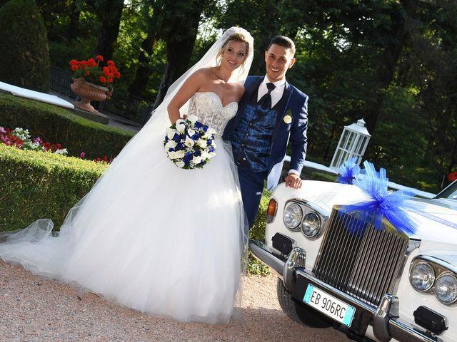 Il matrimonio di Matteo e Jessica a Limito Di Pioltello, Milano 37