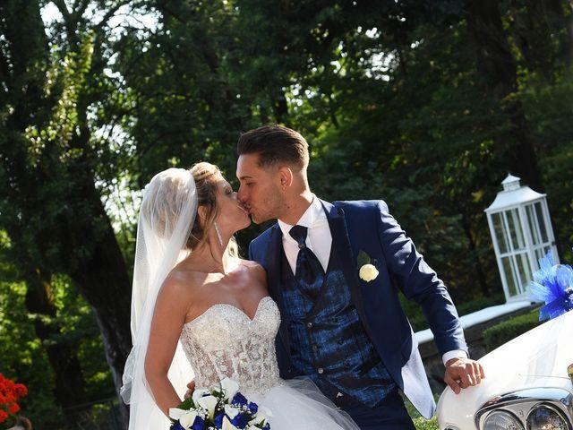 Il matrimonio di Matteo e Jessica a Limito Di Pioltello, Milano 38