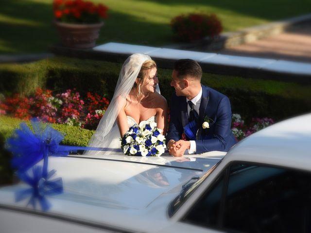 Il matrimonio di Matteo e Jessica a Limito Di Pioltello, Milano 39