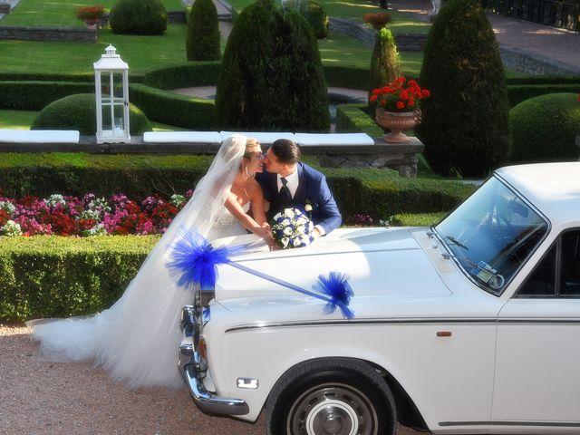 Il matrimonio di Matteo e Jessica a Limito Di Pioltello, Milano 41