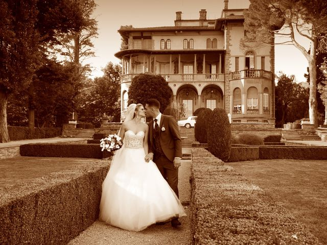 Il matrimonio di Matteo e Jessica a Limito Di Pioltello, Milano 1