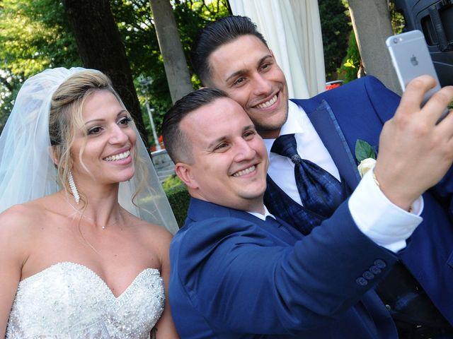 Il matrimonio di Matteo e Jessica a Limito Di Pioltello, Milano 49