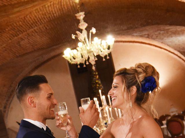 Il matrimonio di Matteo e Jessica a Limito Di Pioltello, Milano 68