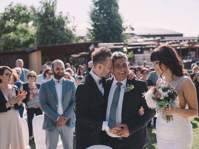 Il matrimonio di Emiliano e Evelyn a Campobasso, Campobasso 16