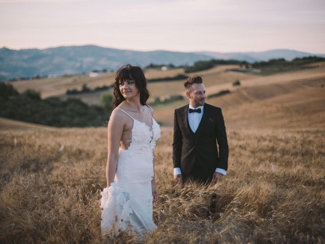 Il matrimonio di Emiliano e Evelyn a Campobasso, Campobasso 24