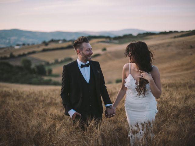 Il matrimonio di Emiliano e Evelyn a Campobasso, Campobasso 25