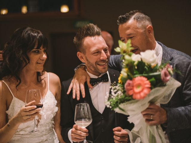 Il matrimonio di Emiliano e Evelyn a Campobasso, Campobasso 34