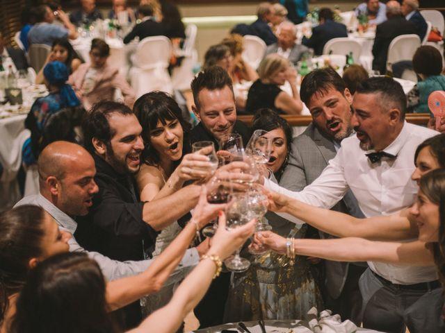 Il matrimonio di Emiliano e Evelyn a Campobasso, Campobasso 35