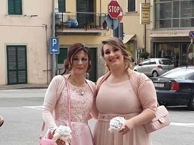 Il matrimonio di Rosario e Daisy Samantha a Uzzano, Pistoia 4