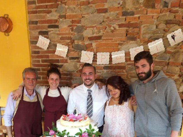 Il matrimonio di Rosario e Daisy Samantha a Uzzano, Pistoia 8