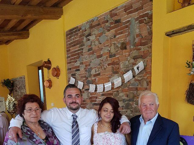 Il matrimonio di Rosario e Daisy Samantha a Uzzano, Pistoia 9