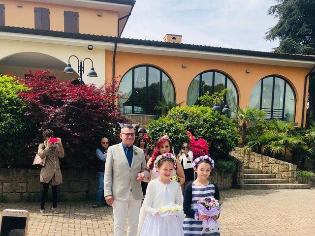 Il matrimonio di Stefano e Simona a Arquà Petrarca, Padova 1