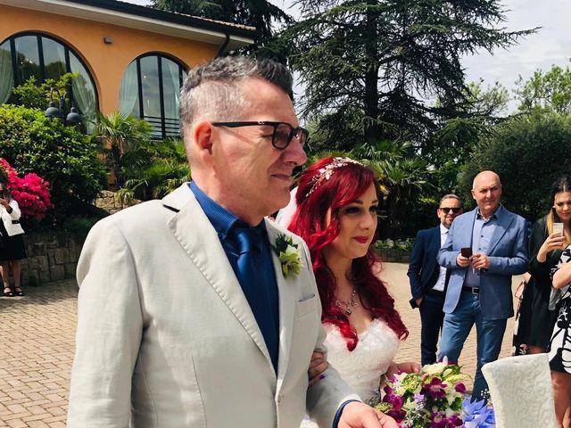 Il matrimonio di Stefano e Simona a Arquà Petrarca, Padova 3