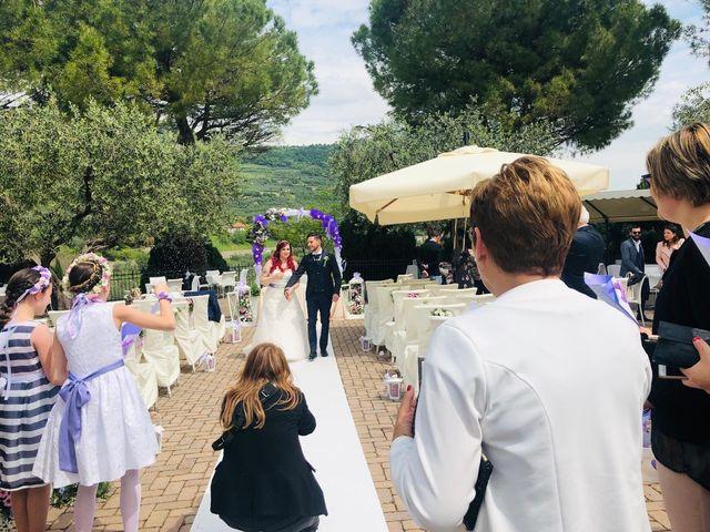 Il matrimonio di Stefano e Simona a Arquà Petrarca, Padova 8
