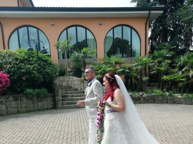 Il matrimonio di Stefano e Simona a Arquà Petrarca, Padova 14