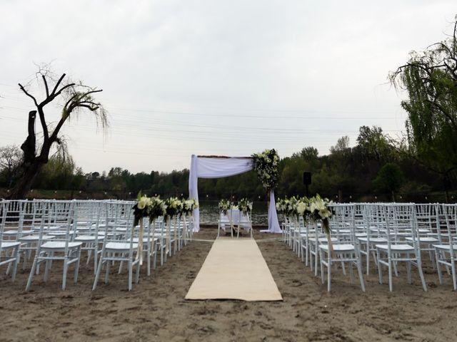 Il matrimonio di Luca e Romina a Volta Mantovana, Mantova 4