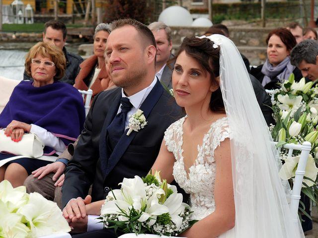 Il matrimonio di Luca e Romina a Volta Mantovana, Mantova 5