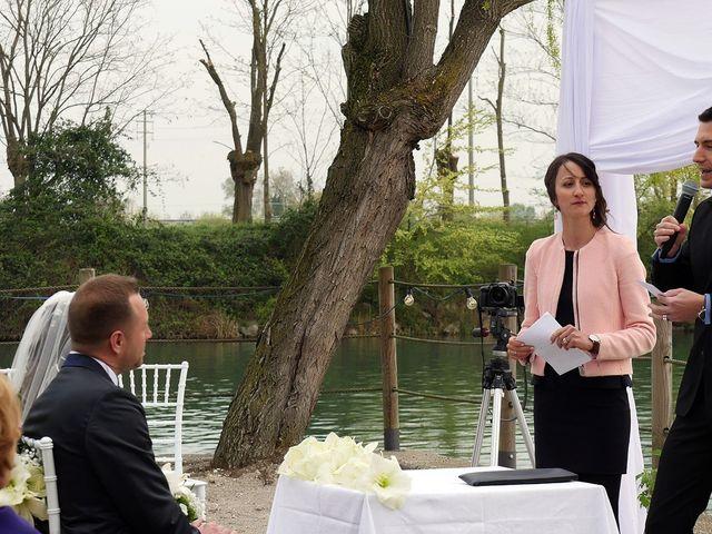 Il matrimonio di Luca e Romina a Volta Mantovana, Mantova 6