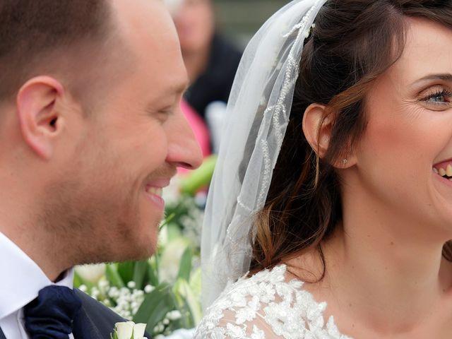 Il matrimonio di Luca e Romina a Volta Mantovana, Mantova 7