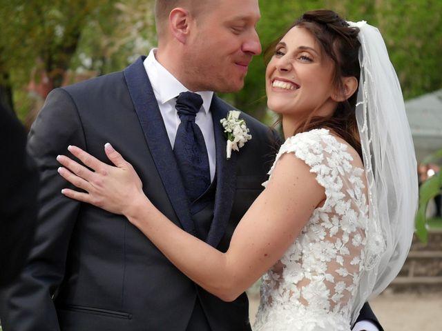 Il matrimonio di Luca e Romina a Volta Mantovana, Mantova 10
