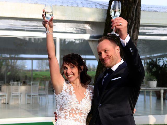 Il matrimonio di Luca e Romina a Volta Mantovana, Mantova 12
