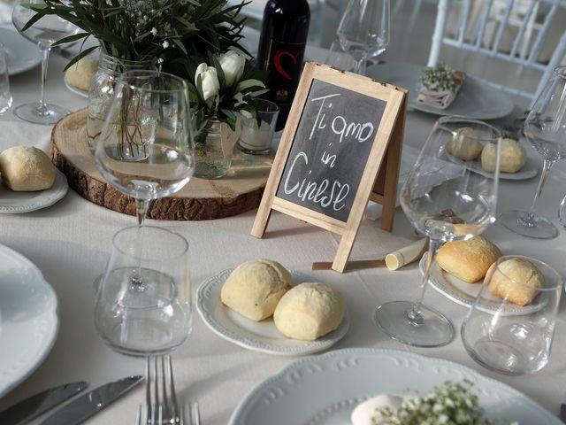 Il matrimonio di Luca e Romina a Volta Mantovana, Mantova 16