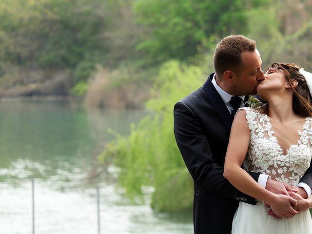 Il matrimonio di Luca e Romina a Volta Mantovana, Mantova 17