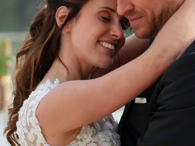 Il matrimonio di Luca e Romina a Volta Mantovana, Mantova 19