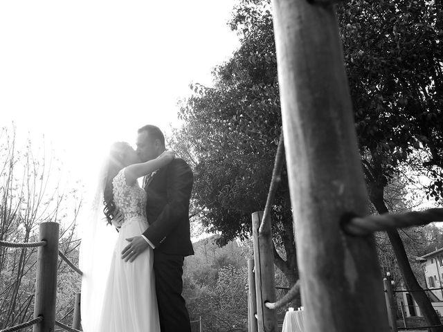 Il matrimonio di Luca e Romina a Volta Mantovana, Mantova 20