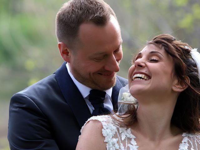 Il matrimonio di Luca e Romina a Volta Mantovana, Mantova 21