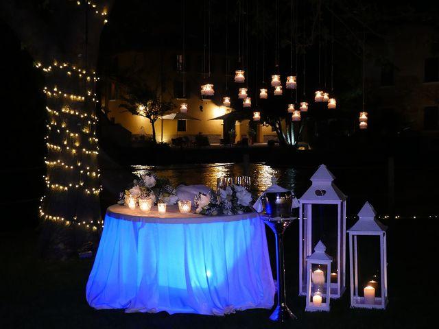 Il matrimonio di Luca e Romina a Volta Mantovana, Mantova 23