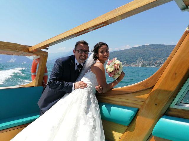 Le nozze di Katherine e Denis