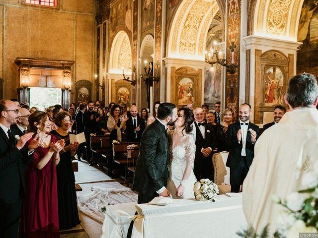 Il matrimonio di Marco  e Loredana  a Squinzano, Lecce 7