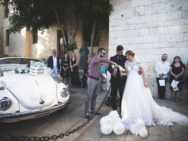 Il matrimonio di Manlio e Eleonora a Cagliari, Cagliari 69