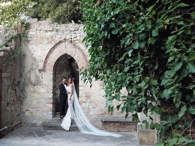 Il matrimonio di Matteo e Clizia a Lucca, Lucca 33