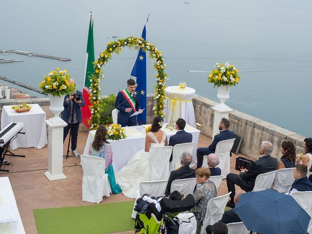 Il matrimonio di Riccardo e Alessia a Salerno, Salerno 16