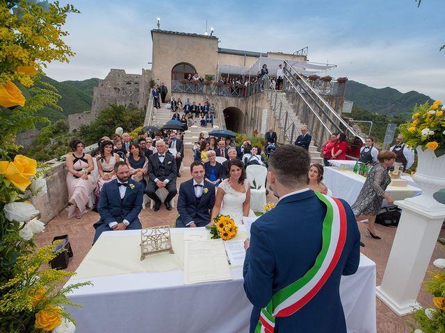 Il matrimonio di Riccardo e Alessia a Salerno, Salerno 17