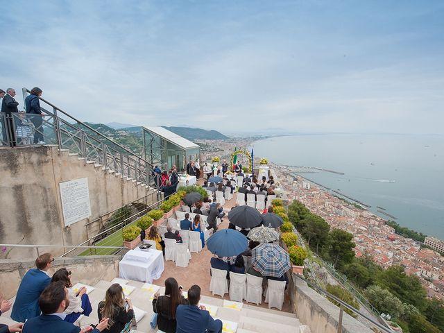 Il matrimonio di Riccardo e Alessia a Salerno, Salerno 18