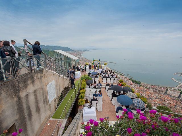 Il matrimonio di Riccardo e Alessia a Salerno, Salerno 19
