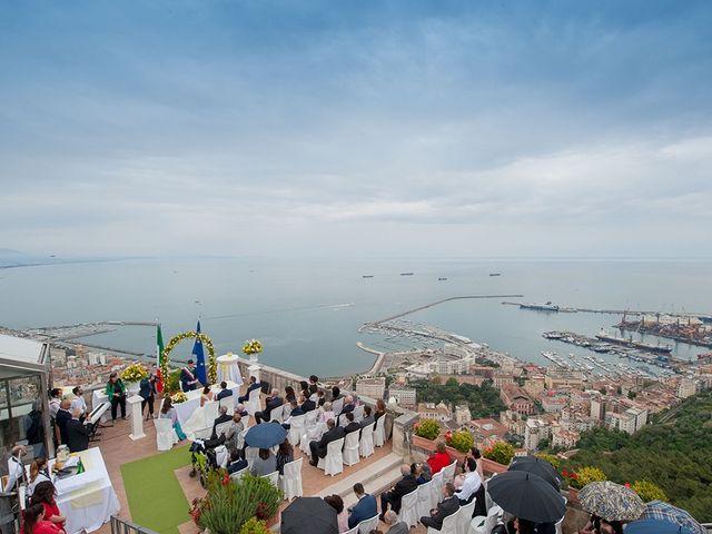 Il matrimonio di Riccardo e Alessia a Salerno, Salerno 20