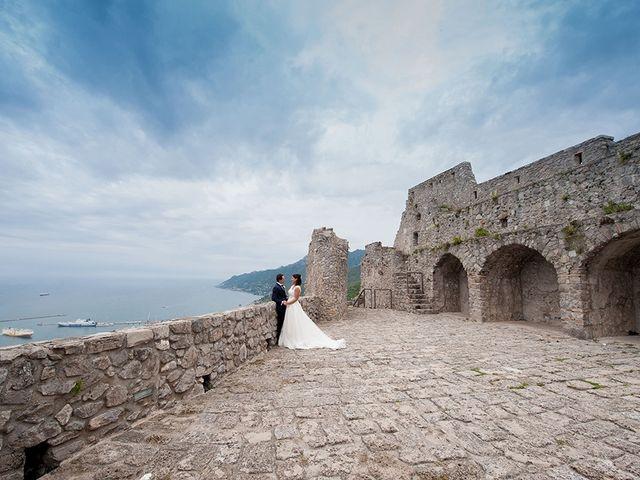 Il matrimonio di Riccardo e Alessia a Salerno, Salerno 29