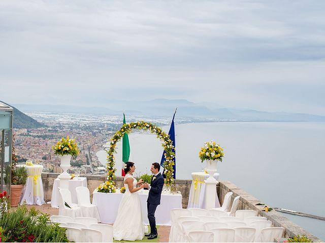 Il matrimonio di Riccardo e Alessia a Salerno, Salerno 31