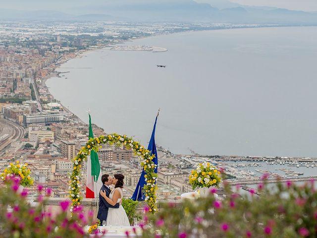 Il matrimonio di Riccardo e Alessia a Salerno, Salerno 32